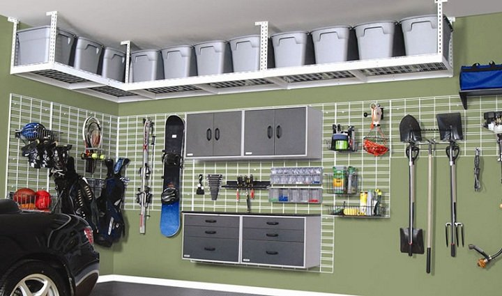 garage organization and storage ideas